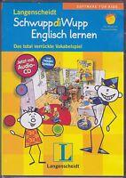 Langenscheidt SchwuppdiWupp Englisch lernen. CD-ROM für Windows