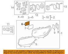 Mercedes Oem 15-17 S550 Headlight Head light lamp-Control Module 2229008105