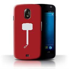 Back Case/Cover/Skin for Samsung Galaxy Nexus 3/I9250/Super Hero Comic Art