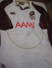 Cameron Smith (Melbourne Storm) signed Queensland State of Origin jersey-Captain