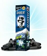 Darlie Charcoal Clean Toothpaste 40g Whitening with Fluoride (3 tubes x 40g)