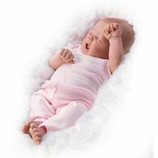 ASHTON DRAKE So Truly Real SO SLEEPY SOPHIE Collectible Baby Doll NEW