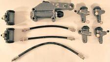 46 47 48 49 50 51 52 53 54 Plymouth Dodge Desoto Chrysler Brake CylinderHose Kit