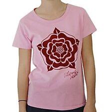 Vivienne Westwood t-shirt rosa tudor TG M, tudor rose t-shirt  SIZE M