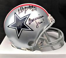 Danny White Dallas Cowboys Bicentennial Mini With America's Team Inscription