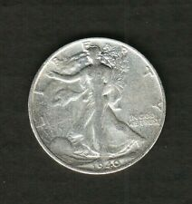 1940-S  WALKING LIBERTY HALF DOLLAR 90% Silver COIN.