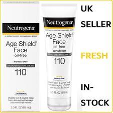 Neutrogena Age Shield Face SPF 110 Broad Spectrum Oil-Free Sun Lotion Sunscreen