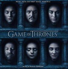 Game Of Thrones - 3 x LP Etched Gatefold Vinyl - OOP - Ramin Djawadi