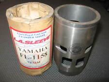 1987 1988 1989 1990 1991 Yamaha Exciter 569 Liquid Cooled Cylinder Sleeves x2