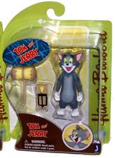 "NIB! Hanna-Barbera 3"" Tom Action Figure Tom & Jerry 2012 Jazwares HTF – Rare!"