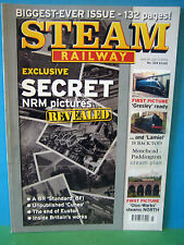 STEAM RAILWAY No 324 JUNE-JULY 2006 # BIGGEST-EVER ISSUE ~ NRM TOPIC > SEE PICS