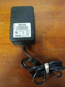 Colecovision Original Vintage Power Supply Authentic