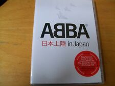 ABBA IN JAPAN DVD RARO PRIMA STAMPA POLAR 2009