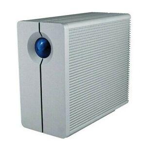 LaCie 2big Quadra 6TB - External RAID Storage / Hard Drives - 301432U
