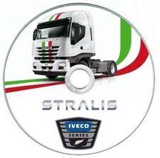 Iveco Stralis en/para el manual de oficina workshop manual