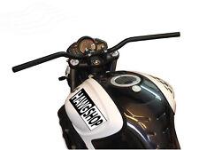 TRW Lucas Alulenker Superbike Superbikelenker schwarz mit ABE