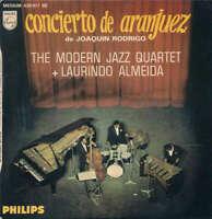 """Laurindo Almeida + The Modern Jazz Quartet - Conc 7"""" Vinyl Schallplatte - 44553"""