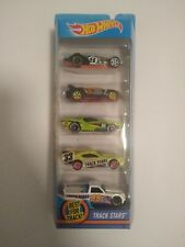 Hot Wheels 2017 Track Stars 5 Pack