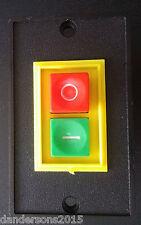 250 380 Volt AC 2KW 2000 Watt Panel Mount On / Off Push Button Switch