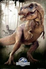 Jurassic World - T-rex Poster 61x91cm Dinosaur