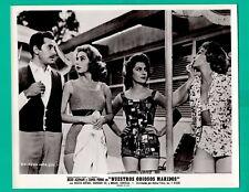 SONIA FURIO ROSITA ARENAS BARBARA GIL NUESTROS ODIOSOS MARIDOS Movie Photo 1962