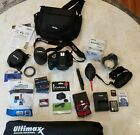 Canon EOS Rebel T7 Digital SLR Camera Kit and Accessories picture