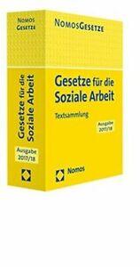 Gesetze für die Soziale Arbeit: Textsammlung - Rechtssta... | Buch | Zustand gut