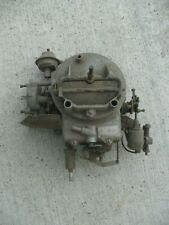 Ford Mercury 302 351 Motorcraft D5AE-AA Carburetor 1.21 CFM
