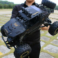 Waterproof RC Crawler Car 40km/h High Speed Remote Control Car For Kids Adults
