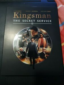 Kingsman The Secret Service Blu Ray Steelbook Rare Premium Edition