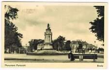 Ansichtkaart Nederland : Breda - Monument Parkzicht (ba173)