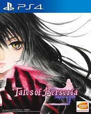 New Sony Playstation 4 PS4 Game Tales of Berseria HK version Chinese Subtitle