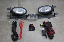 06-08 Honda Civic FA FG 2 door Coupe Clear Fog Light Kit + Harness + Switch Si