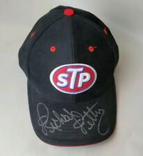Richard Petty Signed STP Hat Beckett COA Nascar Legend