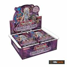 YuGiOh Legendary Duelists: Immortal Destiny | Sealed Booster Box of 36 Packs TCG