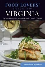 Food Lovers' Guide to® Virginia: The Best Restaurants, Markets & Local-ExLibrary