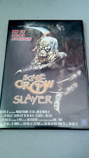 "DVD ""SCARE CROW SLAYER"" COMO NUEVA DAVID MICHAEL LATT TONY TODD"