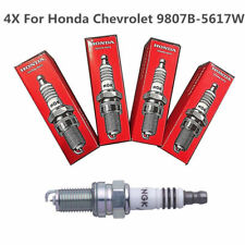 Set of 4pcs Genuine OEM NGK For Honda Iridium Spark Plugs 9807B-5617W IZFR6K11