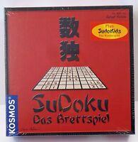 Sudoku Das Brettspiel + SudoKids Kinderspiel - Kosmos - NEU NEW
