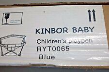 Baby Portable Playard Indoor and Ourdoor w/ Travel Bag for Babies 6 Panel (26C)