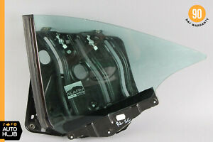 03-11 Mercedes R230 SL500 SL550 Rear Left Window Quarter Glass Regulator OEM