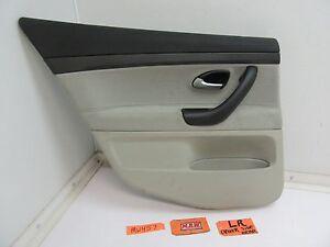DOOR PANEL REAR BACK LEFT L LH LR DRIVER SIDE INTERIOR CAR 03-07 SAAB 9-3 SEDAN