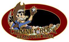 Chimney Rock Gem Mining Paydirt - Emerald & Ruby Mix