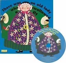 There Was an Old Lady Who Swallowed a Fly: By M Twinn
