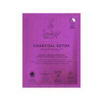 SEOULISTA Charcoal Detox Instant Facial 25ml (BRAND NEW)