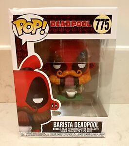 Funko Pop! Barista Deadpool 775 Pop! Marvel Deadpool
