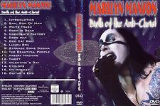 Marilyn Manson - DVD - Birth of the Anti-Christ - DVD von 2004 - Neuwertig !