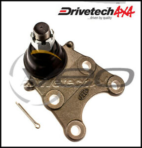 GREAT WALL V240 K2 2.4L 4G69S4N DRIVETECH 4X4 FRONT LEFT/RIGHT LOWER BALL JOINT