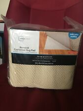 Non-Skid Rug Cushion, Eco-Stay Non-Slip Rug Pad, 5' X 8'- Brand New