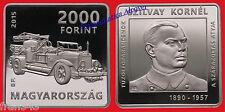 HUNGRIA HUNGARY 2000 forint 2015 Szilvay - UNC